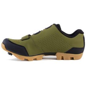 Bontrager Foray MTB Shoes Herr olive grey